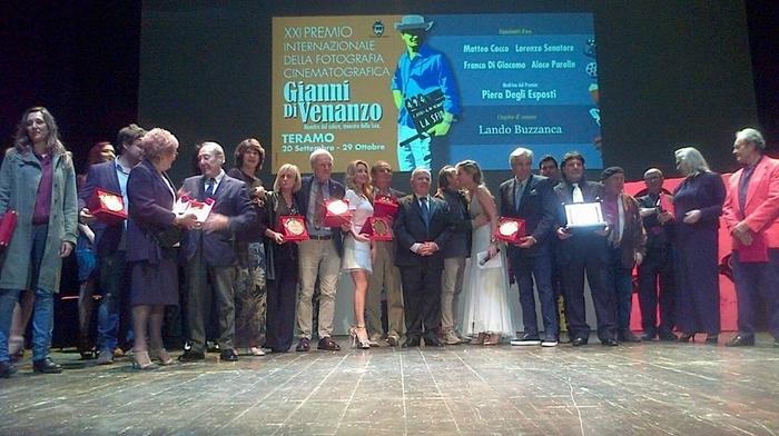 Di Venanzo, ad Alexian 'premio Pannella'