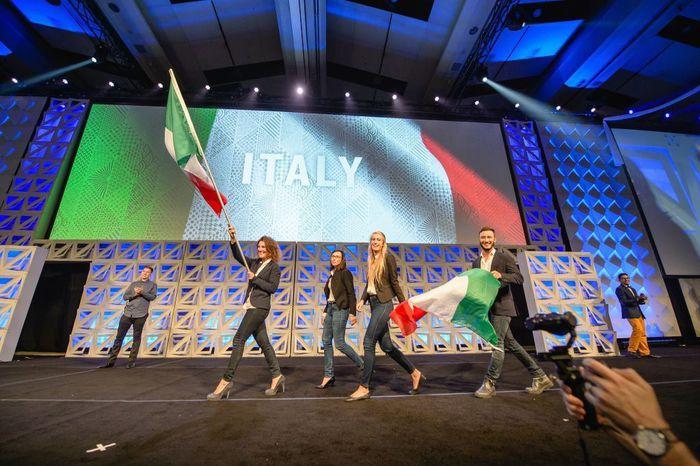 Imprese:a Trento Enactus Italia onlus,con studenti e docenti