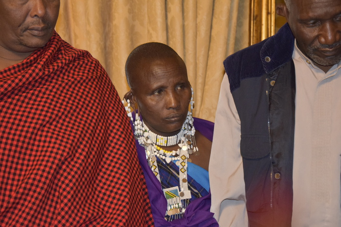 I Masai da Decaro, vogliono estinguerci