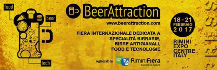 Beer Attraction sposa Campionati Cucina