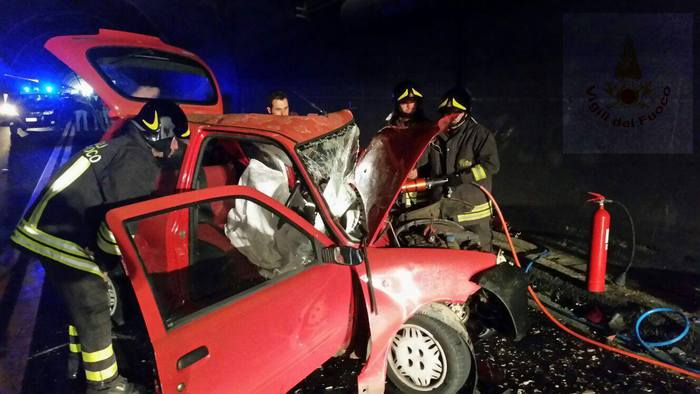 Incidenti stradali:due morti e 4 feriti