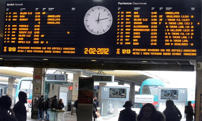 Controlli Polfer in 24 stazioni