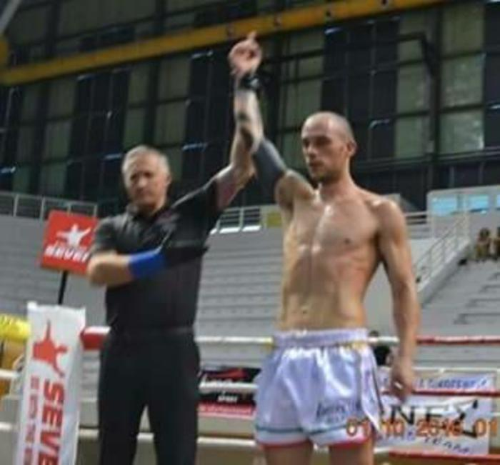 Kichboxing: Spano su podio mondiali