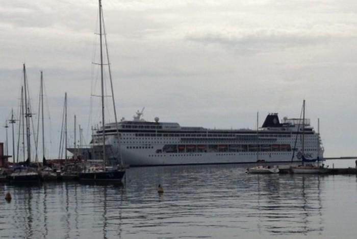 Crociere: 9000 turisti oggi a Cagliari