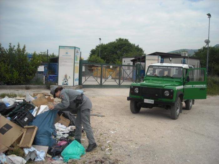Controlli Cfs in aree industriali Umbria
