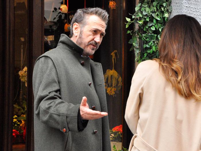 Manzini a Aosta racconta Rocco Schiavone
