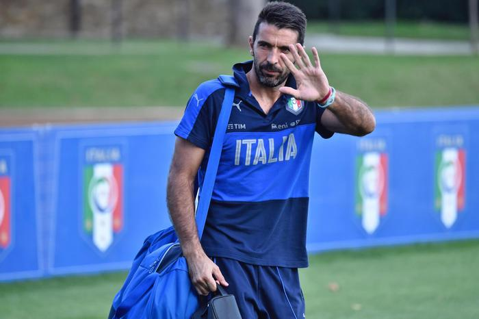Buffon, stessa voglia vincere Euro 2016