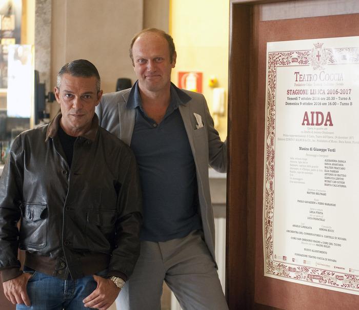 Aida apre stagione Teatro Coccia Novara