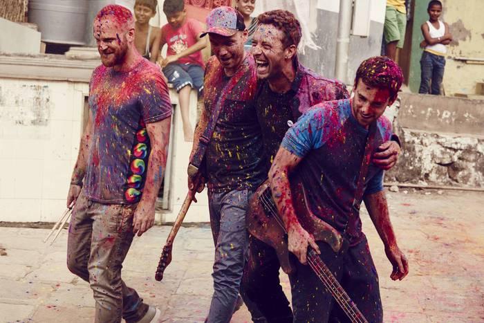 Nuovo singolo Coldplay, a Milano il 3/7