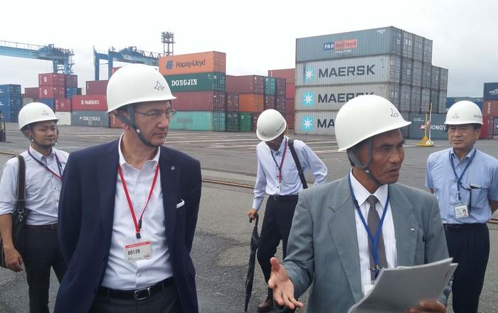 Porti: Trieste, definito protocollo per intesa con Shimizu