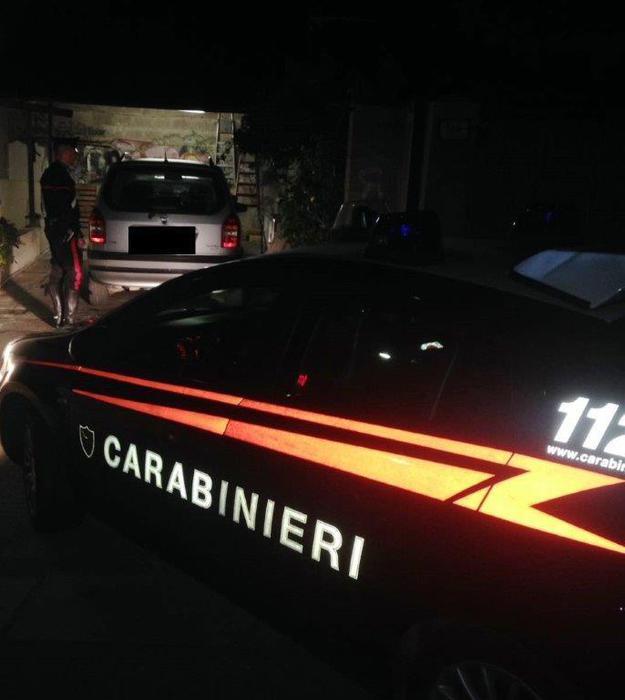 Fucilata contro auto pensionato a Sestu