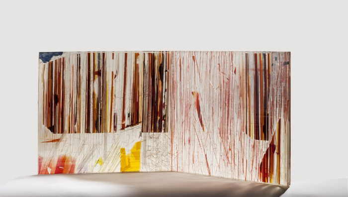 Mostre: ultimi vent'anni di Michele Canzoneri al museo Riso