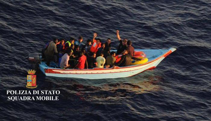 Sbarco nel Ragusano, fermati 4 scafisti
