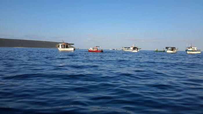 Difesa:pescatori Capo Frasca non mollano