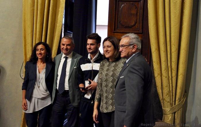 Olimpionici ambasciatori sport Umbria