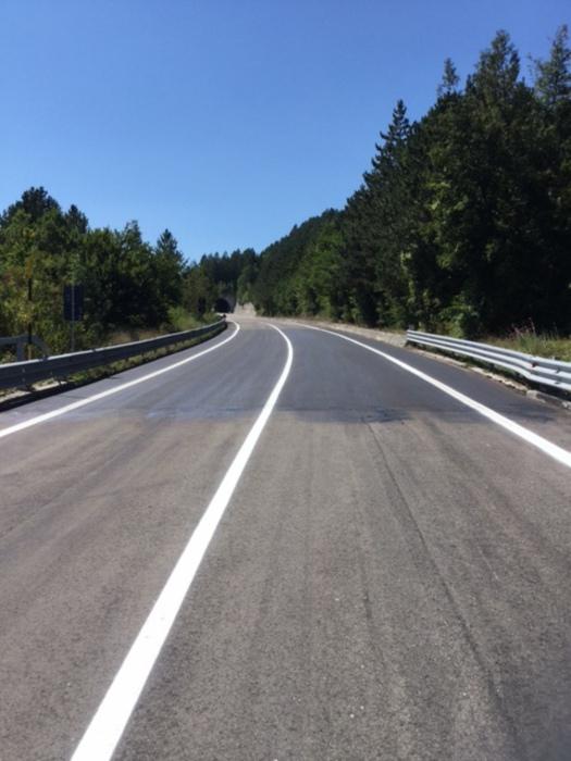 Trasferiti all'Anas 531 km Marche