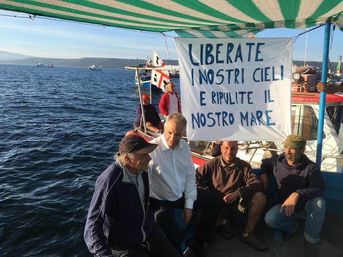 Difesa:nuova protesta pescatori Oristano