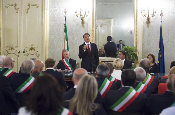 Doria, chiesto a Renzi evitare risse Pd