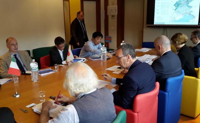 Giappone-FVG:Bolzonello presenta occasioni regione a aziende