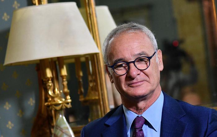 Ranieri,non giusta scelta sponsor Italia