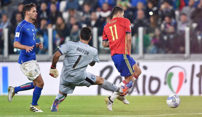 Nazionale, il dispiacere di Buffon