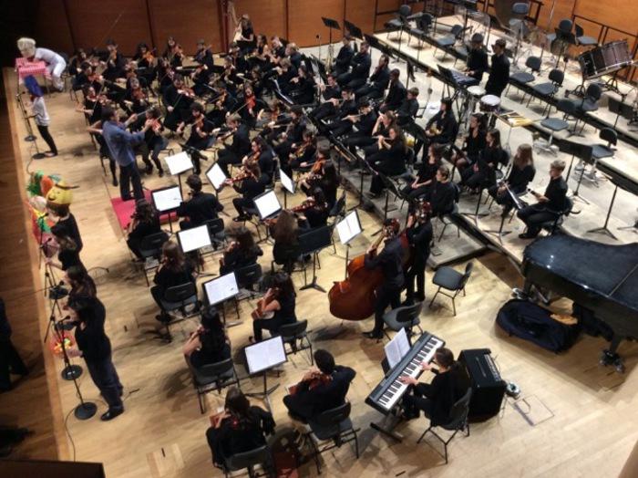 Sisma, concerto benefico Conservatorio