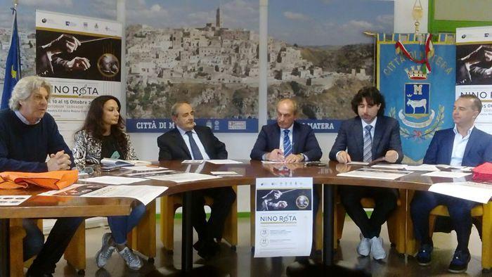 Prima edizione del concorso 'Nino Rota'