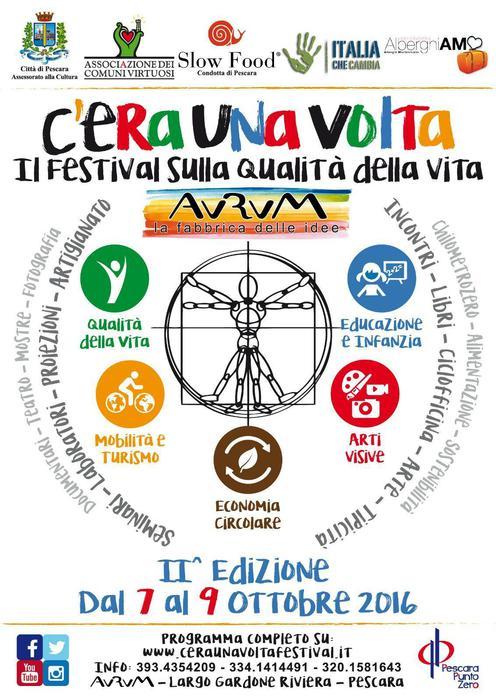 Festival Qualità Vita a Pescara