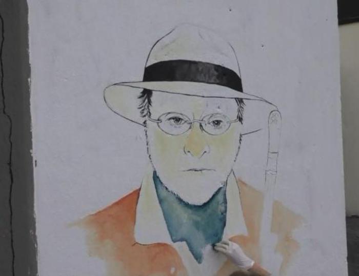 Dalla su murale antidegrado a Bologna