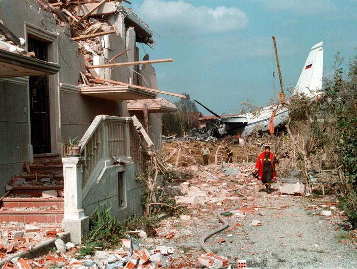 20 anni fa Antonov cadde nel Torinese