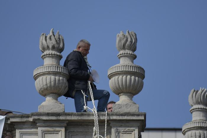 Conclusa protesta su tetto Scala