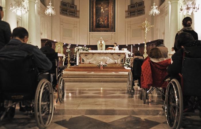 Giubileo Misericordia disabili a Ancona