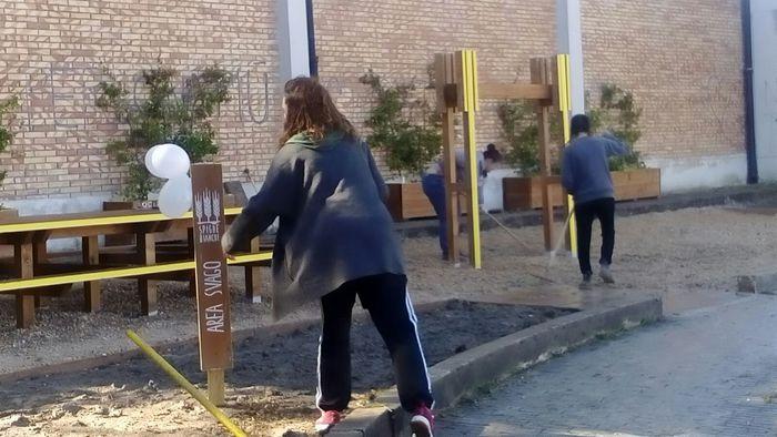 Il giardino di Matera 2019