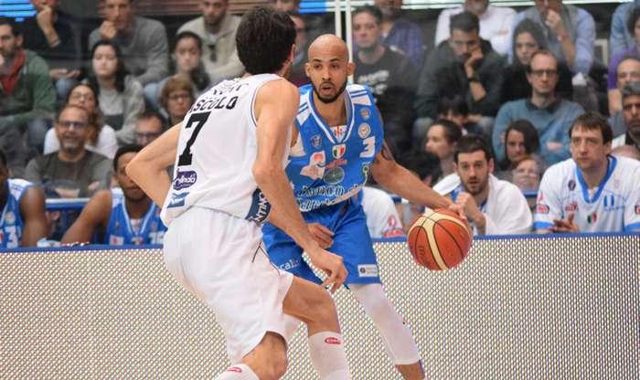 Basket: Reggio Emilia-Dinamo 86-80