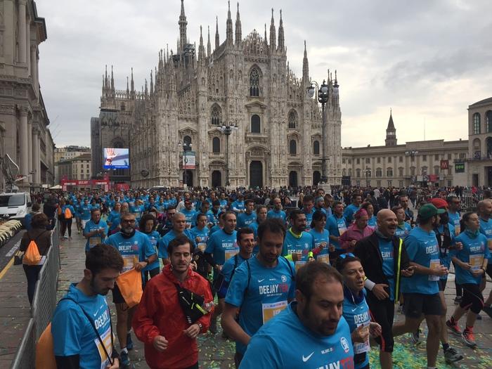 Oltre 30 mila runners alla Deejay Ten