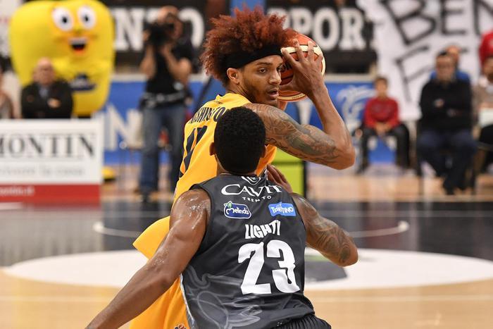Aquila Basket Trento: sconfitta in casa da Torino