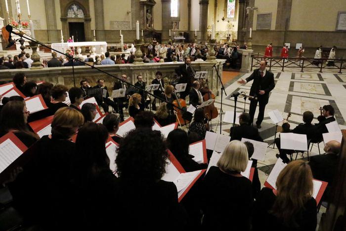 Cappella Duomo Firenze cerca cantanti