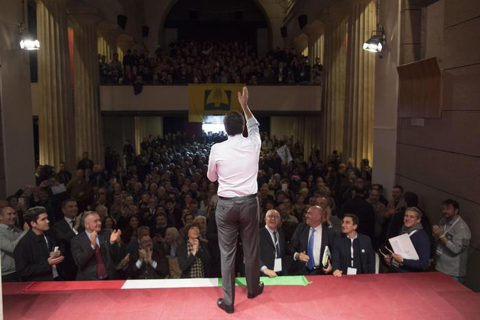 Matera 2019: Renzi incontra De Ruggieri