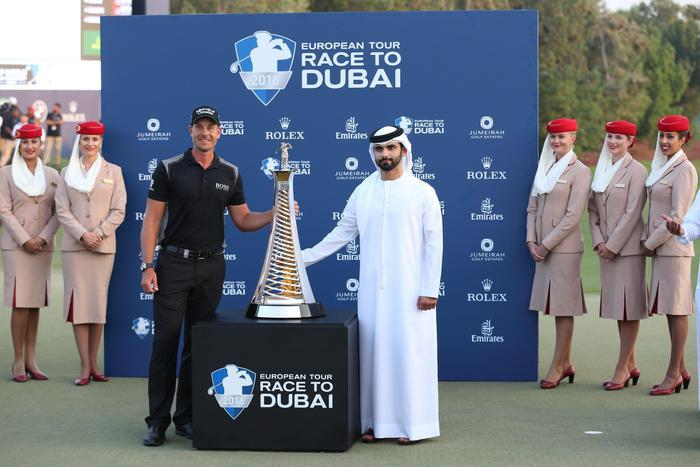 Golf: F. Molinari è quarto a Dubai