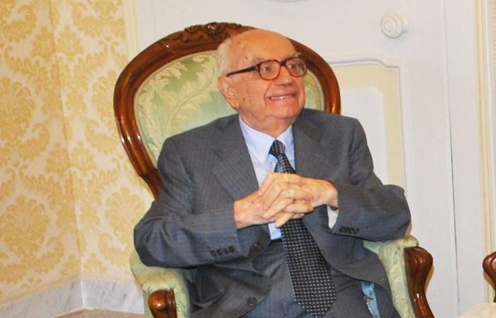 Morto Brianda, ex sindaco Dc di Sassari
