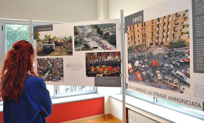 Mostre: 'L'eredità di Falcone e Borsellino' in Trentino