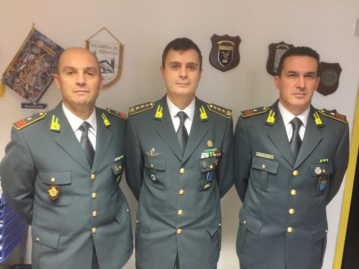 Gdf: Cambio di comando alla Brigata di Spilimbergo