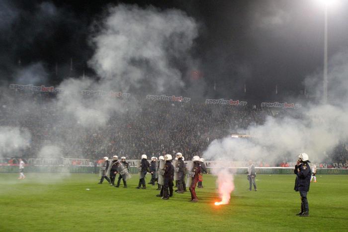 Calcio:Fiorentina-Paok,ordine anti-alcol