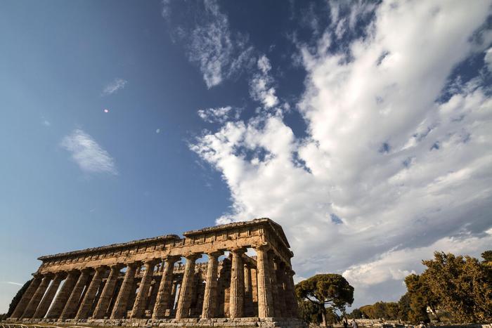 Paestum, in un anno + 20% visitatori
