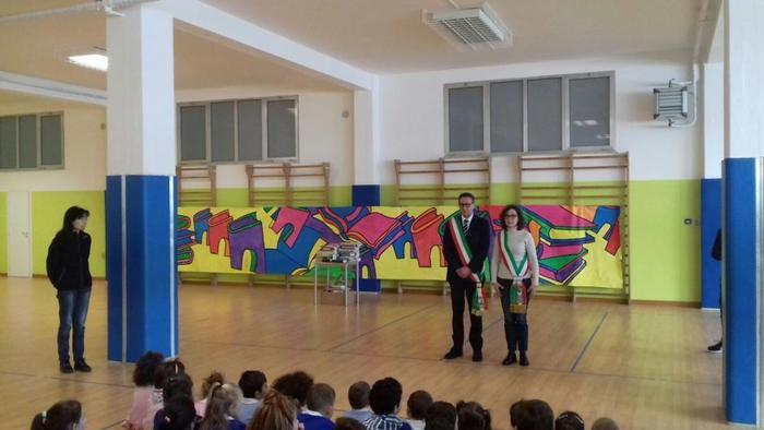 Torino dona 2mila libri ad Arquata