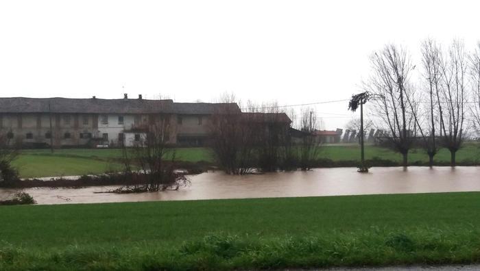 Allarme fiumi Piemonte, pericolo Tanaro