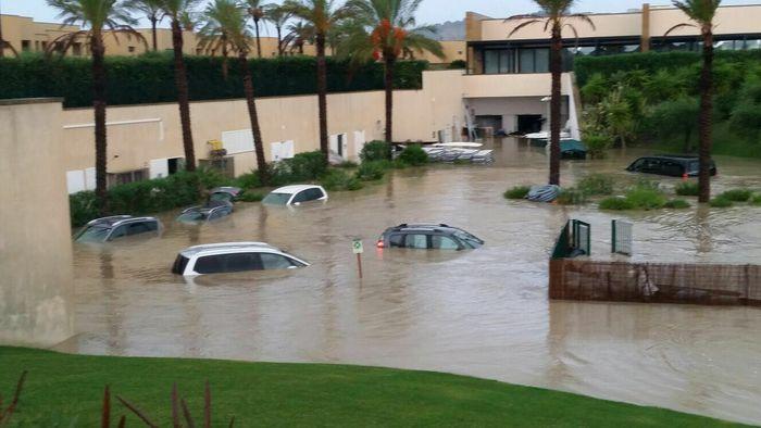 Sicilia, è emergenza maltempo nell'agrigentino $