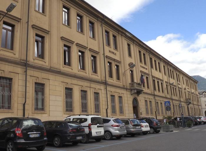 Scuola San Francesco,stato di agitazione