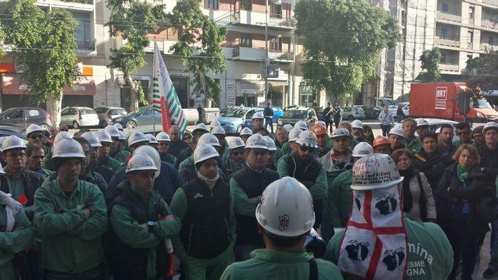 Eurallumina: assemblea operai a Cagliari