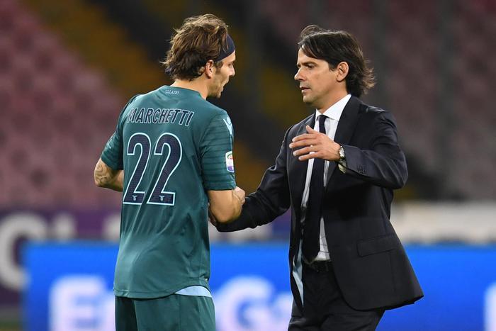 Lazio,Marchetti in forse contro il Genoa